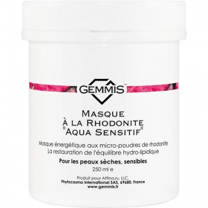 "Родонитовая маска Аква Сенсетив / Masque à la Rhodonite ""Aqua Sensitif"""